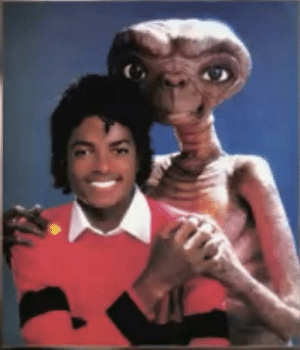 Your chances of being adopted by E.T. and Michael Jackson are low but never zero: Your chances of being adopted by E.T. and Michael Jackson are low but never zero