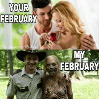 Memes, Cruise, and 🤖: YOUR  FEBRUARY  he Governor  MY  FEBRUARY Anyone in here who's going on the cruise this weekend ?? ~kathy