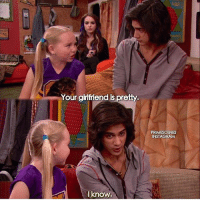 Victorious GET YOURSELF A GUY LIKE BECK. follow @primescenes (me) for more.: Your girlfriend is pretty  PRIMESCENES  INSTAGRAM  I know. Victorious GET YOURSELF A GUY LIKE BECK. follow @primescenes (me) for more.