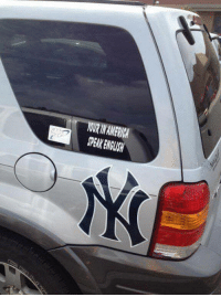 """<p><a href=""""http://memehumor.net/post/174005736188/of-course-its-a-yankees-fan"""" class=""""tumblr_blog"""">memehumor</a>:</p>  <blockquote><p>Of course it's a Yankees fan</p></blockquote>: YOUR INAMERICA  SPEAK ENGLISH <p><a href=""""http://memehumor.net/post/174005736188/of-course-its-a-yankees-fan"""" class=""""tumblr_blog"""">memehumor</a>:</p>  <blockquote><p>Of course it's a Yankees fan</p></blockquote>"""