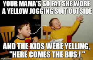 """Top 32 yo mama jokes 