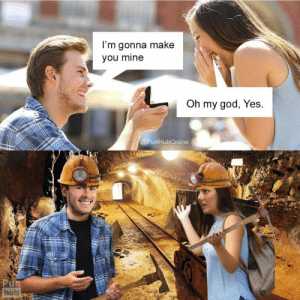 Your mine: Your mine