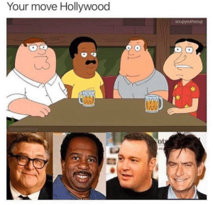 Interesting: Your move Hollywood  soupyeahsoup  1000  Soupyeahsoup  ot  ith Interesting