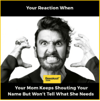Memes, 🤖, and Flannel Shirts: Your Reaction When  Bewakoof  Com  Your Mom Keeps Shouting Your  Name But Won't Tell What She Needs Do you hate it too when this happens? :p   — Products shown:  Tartan Check Flannel Shirt,  Highly Reactive Boxer - Printed Boxers For Men  and  Varsity Maroon Fullsleeve T-Shirt.