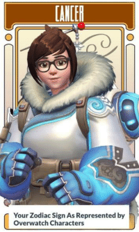 Friendly reminder   ~ Buddy: Your Zodiac Sign As Represented by  Overwatch Characters Friendly reminder   ~ Buddy