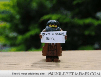 """Lego, Memes, and Http: youre a wizard  Harry  The #2 most addicting site  MUGGLENET MEMES.COM <p>Yer a lego, Hagrid! <a href=""""http://ift.tt/134njOI"""">http://ift.tt/134njOI</a></p>"""