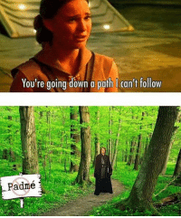 Memes, 🤖, and Down: You're going down a path I can't follow  adme
