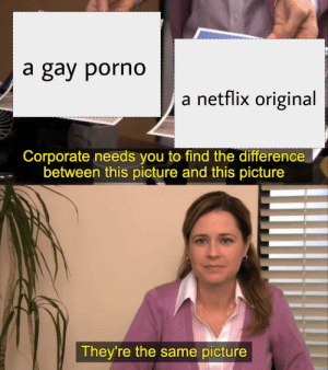 Youre just not as hip as netflix: Youre just not as hip as netflix