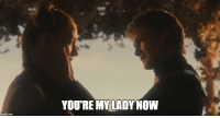 Never, Her, and You: YOU'RE MY LADYNOW