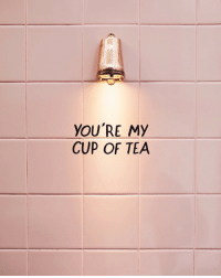 Tea, Youre, and Myy: YOU'RE MYy  CUP OF TEA