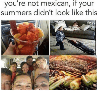 Memes, True, and Mexican: you're not mexican, if your  summers didn't look like this True 🙌  Follow us 👉 Mexican Problems 💯