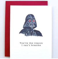 9gag, Memes, and 🤖: You're the reas on  I can't breath e Cheesy but clever Valentine's Day cards. - valentine valentinesday 9gag