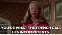 Eiffel Tower Urban Dictionary: YOU'RE WHAT THE FRENCH CALL  LES INCOMPETENTS.