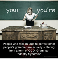 grammar pedantry syndrome