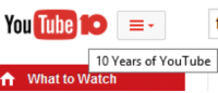 """Bad, Birthday, and Google: YouTube IOE  10 Years of YouTube  What to Watch <p><a href=""""http://metal-socks.tumblr.com/post/117839144099/ten-years-of-design-degradation-useless-google"""" class=""""tumblr_blog"""">metal-socks</a>:</p>  <blockquote><p>Ten years of design degradation, useless Google+ accounts, copyright claims because 1 second of a video almost sounds like Led Zeppelin's Black Dog, over saturation of teenagers yelling at video games for 500 videos, and a comment section so bad that makes a car crash seem pleasant compared to it.</p><p>Happy Birthday, YouTube.<br/></p></blockquote>"""