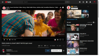 Clothes, Love, and News: YouTube  Search  ZERO: Husn Parcham Video Song | Shah Rukh Khan, Katrina Kaif, Anushka Sharma l TSen.  T-Series  20。  Ad T-Series  SUBSCRIBE  MERE  NAAM TU  3:17  ZERO  2:01  5:39  Visit Advertiser's Site  AUTOPLAY  PELU LOGAN PAULRETURNSİİ  Up next  PEW NEWS  PewDiePie  13M views  14:46  What it's Like toiHave  an Ari  Living with Ari  Jaiden Animations  13M views  Skip Ad»I  The irony of love!  Ad-2:45 o youtube.c  com/watch  10:38  II I  What's inside my closet? (MUST WATCH) epic reveal  2,995,803 views  0:21 /3:06  THIS IS SO SAD. LOGAN CRIED  VS KSI  14M views  345K -15.4K SHARE SAVE  12:01  Tabletop Games  TheOddl sOut  16M view:s  TABLETOP GAMES  PewDiePie ク  Published on Dec 12, 2018  JOIN  SUBSCRIBED 76M  10:10  Clothes I got a T-Series ad on one of his videos