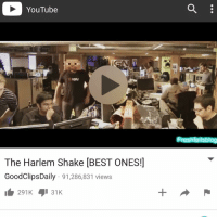 Y'all remember this shit snd gangnam style? The cringe is real: YouTube  The Harlem Shake [BEST ONES!I  Good ClipsDaily 91,286,831 views  291K 31k  FreshfailSblog Y'all remember this shit snd gangnam style? The cringe is real