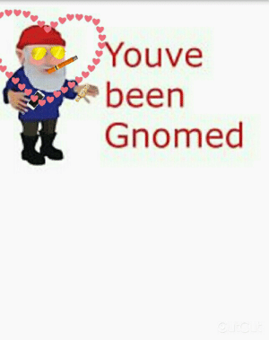 Roblox Youve Been Gnomed Id