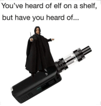 Elf, You, and Heard: You've heard of elf on a shelf,  but have you heard of...