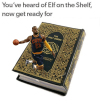 Heardly: You've heard of Elf on the Shelf.  now get ready for  NOLY