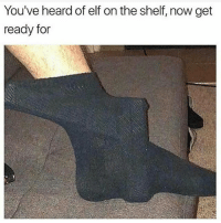 Doe, Elf, and Elf on the Shelf: You've heard of elf on the shelf, now get  ready for What it is doe? 🙃 - Follow @lolmynegga for more daily posts 💯