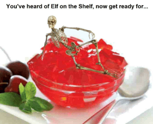 Get ready for it via /r/memes https://ift.tt/2QnDSOy: You've heard of Elf on the Shelf, now get ready for... Get ready for it via /r/memes https://ift.tt/2QnDSOy