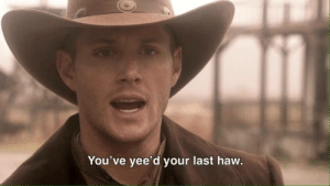 me irl by what_r_u_whereing MORE MEMES: You've yee'd your last haw me irl by what_r_u_whereing MORE MEMES