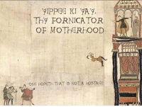 hostage: ypPEe KI yAy  Tby FORNICATOR  ONE HOPETh THAT Is NOT A hOSTAGE