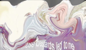 They told me that I couldn't just distort a dead meme and expect it to do well.: Yse Oastards lied to mS They told me that I couldn't just distort a dead meme and expect it to do well.