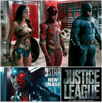 Batman, Memes, and Image: YSTAR  NEW  IMAGE  IG DC.MARVEL.UNITE This could be the scene where the JusticeLeague first go to recruit Cyborg at StarLabs…just my theory. 🤔 I think Batman and WonderWoman will first recruit Aquaman (who will say no) and then TheFlash and Cyborg ! Comment Below your Thoughts on this New JL Image, Can't wait for what else we get from SDCC2017 Today ! DCExtendedUniverse 💥 DCEU SanDiegoComicCon SDCC ComicCon