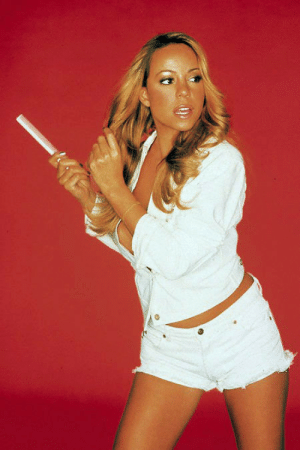 yufitran:Mariah Carey photographed by George Holz : yufitran:Mariah Carey photographed by George Holz