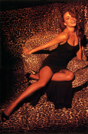 yufitran: Mariah Carey photographed for her 1993 calender : yufitran: Mariah Carey photographed for her 1993 calender