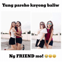 Partners in crime :D: Yung pareho kayong baliw  Ng FRIEND mo! Partners in crime :D