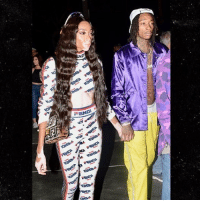 Dating, Memes, and Wiz Khalifa: Yup, Winnie Harlow and Wiz Khalifa are dating. tmz winnieharlow dating wizkhalifa 📷Backgrid