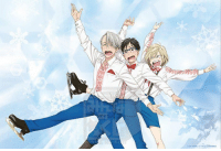 YUURI IS STUCK IN A RUSSIAN SANDWICH OKBDHCYG ALL THIS OFFICIAL ART IS KILLING ME ITS BEEN LIKE TWO DAYS THERES SO MUCH: YUURI IS STUCK IN A RUSSIAN SANDWICH OKBDHCYG ALL THIS OFFICIAL ART IS KILLING ME ITS BEEN LIKE TWO DAYS THERES SO MUCH