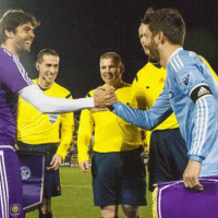 New York, Soccer, and Sports: nra  忠 Former World Cup winners Kaka and David Villa will square off in Orlando City vs New York City inaugural MLS game! Legends MLS
