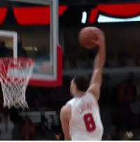 Zach LaVine went off for 35 PTS in a W against his old team. 15 in the 4th, including the last 11 for the Bulls!   Zach's last 4 games: 35, 27, 21, 23 https://t.co/eMeL5pwz98: Zach LaVine went off for 35 PTS in a W against his old team. 15 in the 4th, including the last 11 for the Bulls!   Zach's last 4 games: 35, 27, 21, 23 https://t.co/eMeL5pwz98