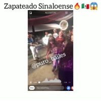 Friends, Goals, and Memes: Zapateado Sinaloense C  Recorded Live  @puro_bailes  II 0:00  -1:16 HD  Share  Say something.. Tag all your friends🍻🤘😉😍 Credit:@chango1524 ✔TAG YOUR PARTNER OR FRIENDS🙏 Follow us 🔥💥👣@puro_bailes👣💥🔥 tagafriend tagyourpartner bailando comment puro_bailes entertainment goals friend bestfriend bestfriendgoals latino mexican mexico picoriverasportsarena picolandia ✔TURN POST NOTIFICATION ON 🙏🙏