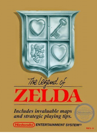 Any fans?: ZELDA  Includes invaluable maps  Nintendo  and strategic playing tips.  Nintendo ENTERTAINMENT SYSTEM  REV- A Any fans?