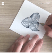 Zen doodling is so relaxing to watch By o.around | IG: Zen doodling is so relaxing to watch By o.around | IG