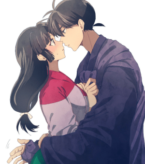Target, Tumblr, and Blog: zerkaiowars: Miroku  Sango, by  kouyou (12953910)