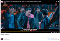 Old People, Savage, and youtube.com: Zero: ISSAQBAAZI Video Song I Shah Rukh Khan, Salman Khan, Anushka Sharma, Katrina Kaif I T-Series  TSeries  Skip Ad  She loves me deeply  Now  NOW PLAYING ON S g  Ad-1:41 youtube.com/watch  135/3:16  Old people are SAVAGE!  3,010,351 views  247K3.3KSHARESAVE  PewDiePie  Published on Dec 4, 2018  SUBSCRIBED 74M