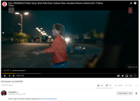 Christmas, Old People, and Savage: Zero: ISSAQBAAZI Video Song l Shah Rukh Khan, Salman Khan, Anushka Sharma, Katrina Kaif I T-Series  TSeries  Skip AdI  Ad 2:57 youtube.com/watch  0:18/3:16  Old people are SAVAGE!  125,978 views  26K aji 251 SHARE + SAVE  PewDiePie  Published on Dec 4, 2018  SUBSCRIBED 74M  Get my Ugly Christmas Sweater designs here: http://bit.ly/2DS18RS