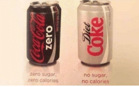 Tumblr, Zero, and Blog: zero sugar,  zero calories  no sugar,  no calories memehumor:  Which one would you buy?