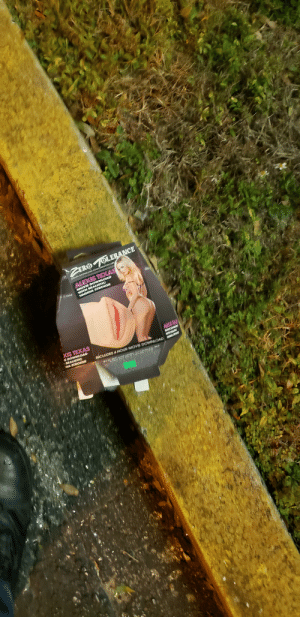"Store near my work and home sells sexual ""toys"" find stuff like this littering the parking lot frequently: ZERO TOLERANCE  MADRSAIOR-4ME  OV DOMLCAD  ALEXIS TEXAS  MOVIE DOWNLOAD  WITH REALISTIC  VAGINA STROKER  COM  XIS TEXAS  E DOWNLOAD  1REALISTIC  NA STROKER  ALEYIS TEAS  MONE DOWNLOAD  WITH REASSTIC  INCLUDES 4 HOUR MOVIE DOWNLOAD MAGINA RO Store near my work and home sells sexual ""toys"" find stuff like this littering the parking lot frequently"