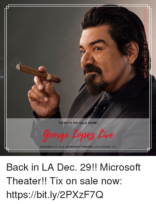 tickets on sale now december 29 2018 microsoft theater los