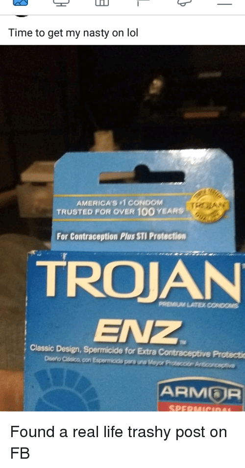 Anaconda, Condom, and Life: Time to get my nasty on lol AMERICA'S #