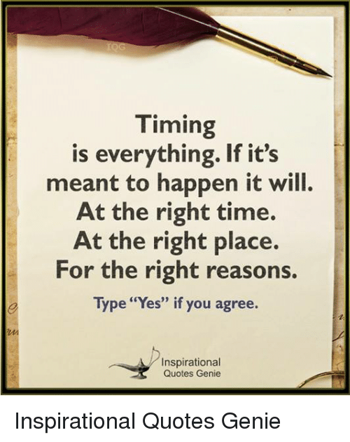 Time quotes is this the right 62 All