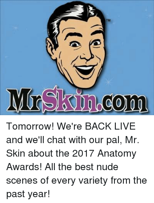 TM MrSksinicom Tomorrow! We\'re BACK LIVE and We\'ll Chat With Our Pal ...