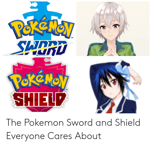 Tm Shord Unli Tm Shiel The Pokemon Sword And Shield Everyone Cares
